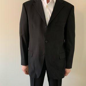 Strellson Mens Full Suit in Black 🌌